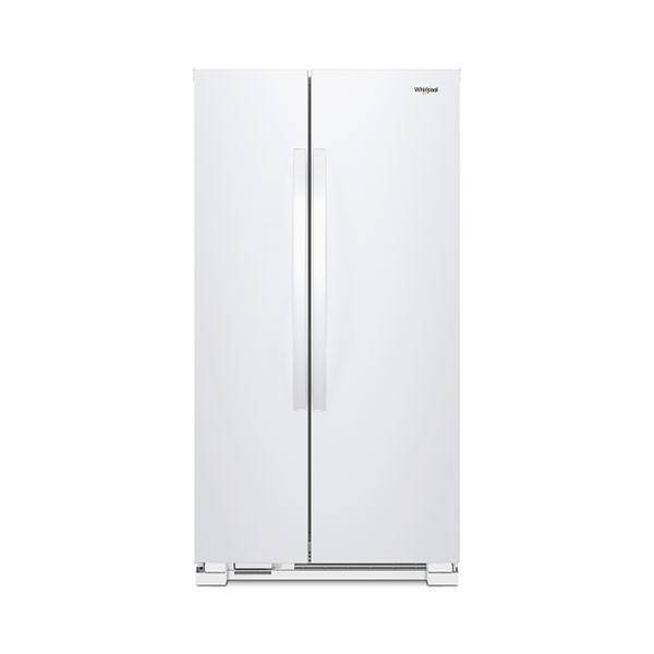 【惠而浦】8WRS21SNHW 640L對開門冰箱