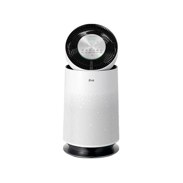 【LG樂金】PuriCare 360°空氣清淨機 HEPA 13版(單層) AS651DWH0