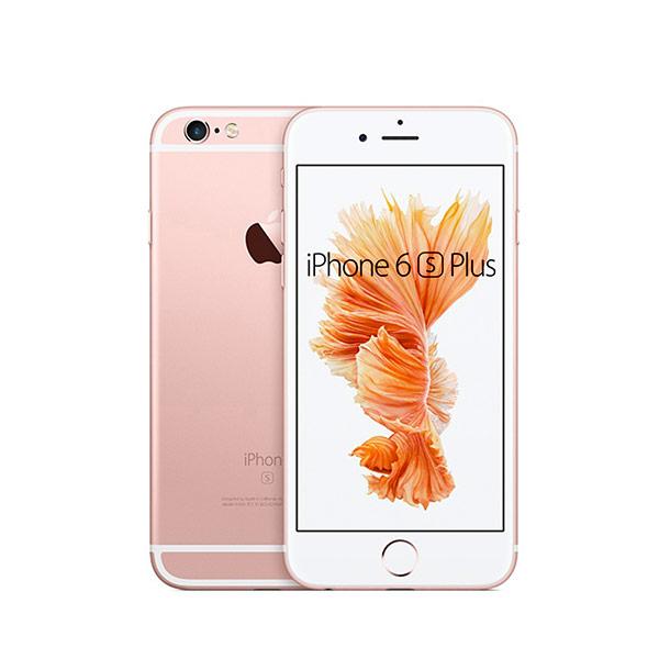 【Apple 蘋果】iPhone 6s Plus 32G 智慧型手機-玫瑰金