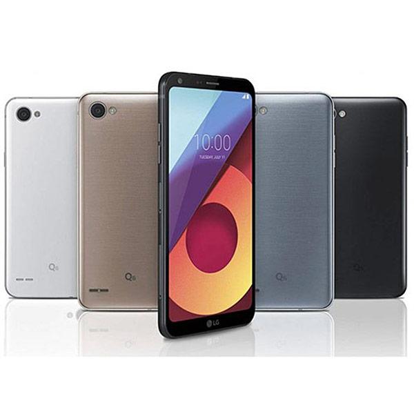 *福利品*【LG 樂金】Q6 5.5吋八核心雙卡智慧型手機(3G/32G)