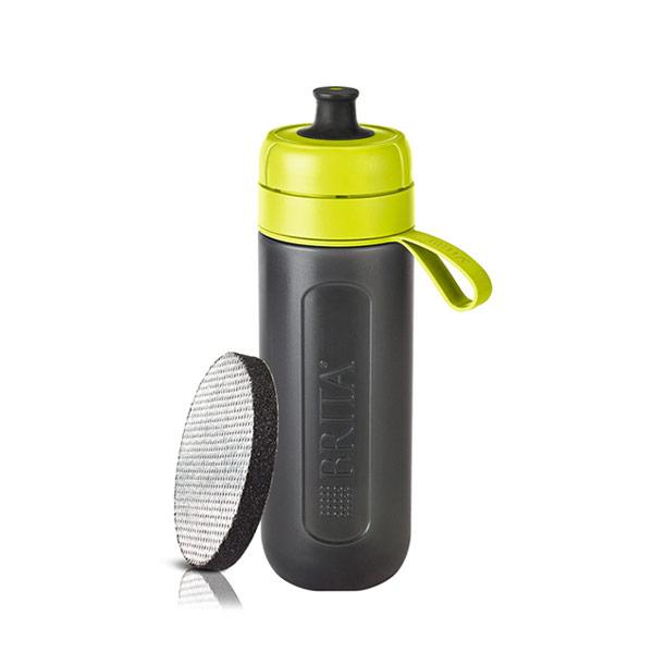 【BRITA】Fill&Go Active運動濾水瓶(綠)