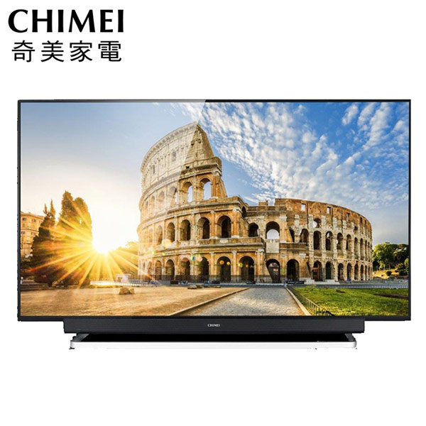 CHIMEI奇美43吋 Android大4K HDR 智慧連網液晶顯示器 TL-43R600
