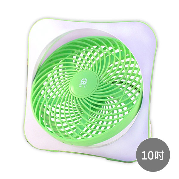 【晶工牌】10吋DC節能電風扇 JK-118