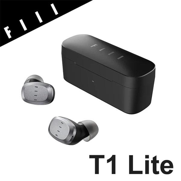 【FIIL】T1 Lite 真無線運動防水藍牙耳機