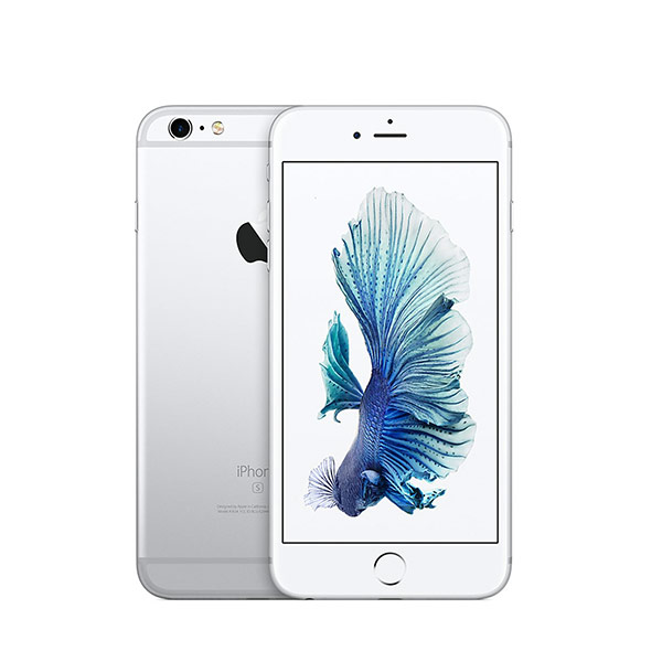 【Apple 蘋果】iPhone 6s Plus 128G 智慧型手機-銀色