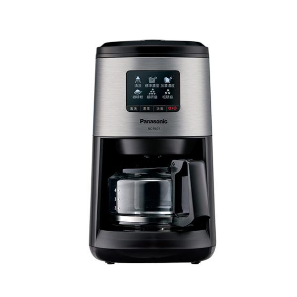 【Panasonic國際牌】全自動研磨美式咖啡機NC-R601