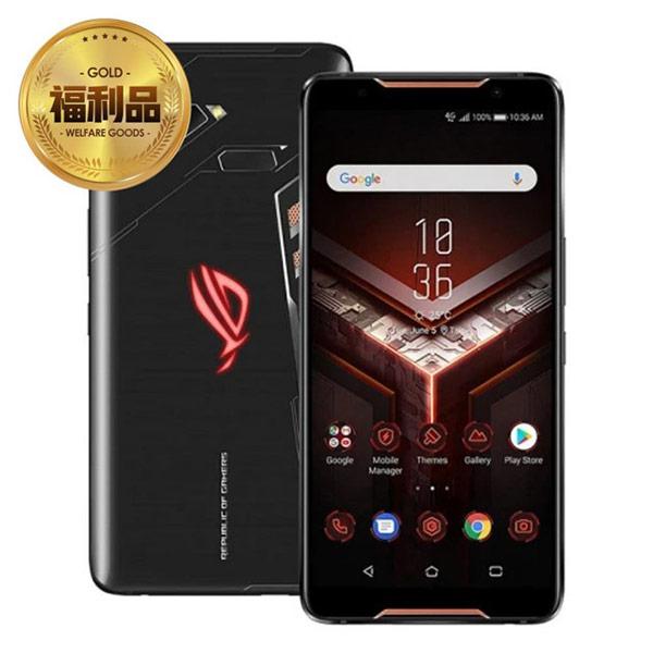 【ASUS 華碩】福利品 ROG Phone ZS600KL 電競手機(8G/512G)