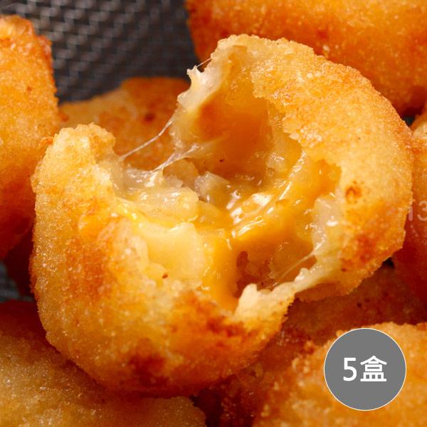 【愛上美味】美式香濃起司薯球5盒