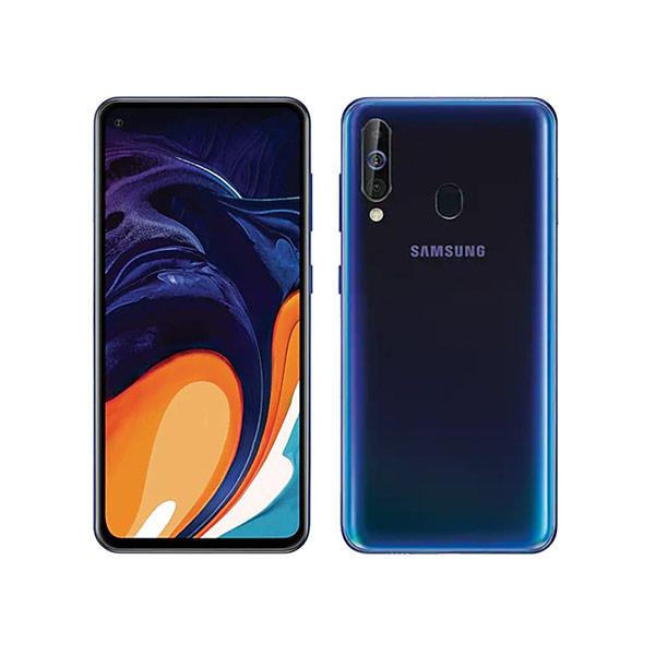【福利品】三星 SAMSUNG Galaxy A60 (6G/128G) 6.3吋三鏡頭智慧型手機-炫紫黑