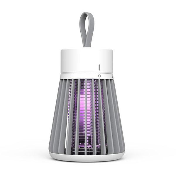 戶外無線露營光催化電擊捕蚊燈M5