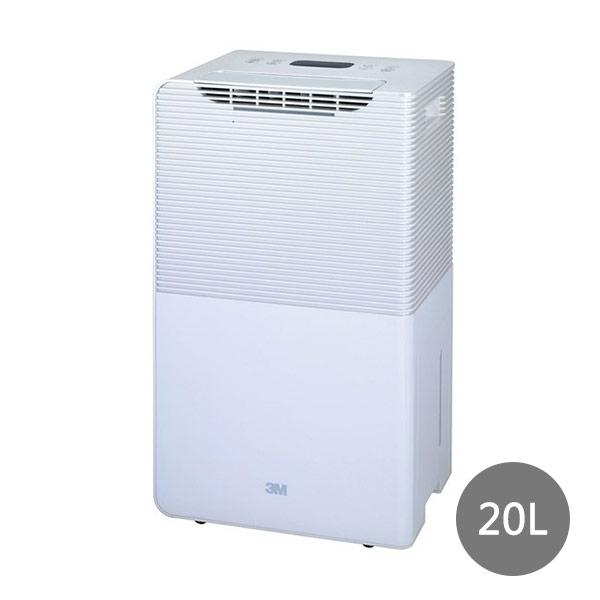 【3M】淨呼吸 20公升 雙效空氣清淨除溼機 FD-Y200L