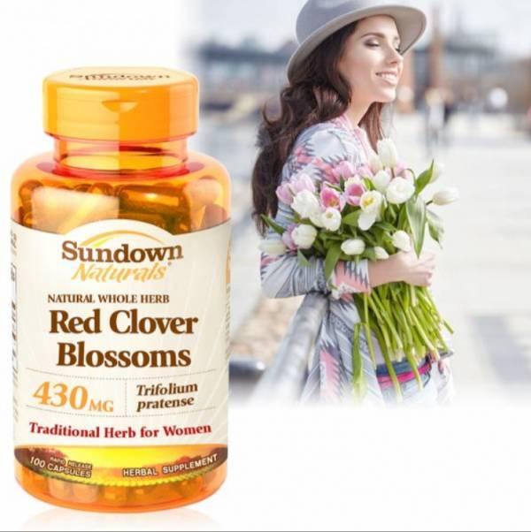 【日落恩賜】高單位頂級紅花苜蓿膠囊(100粒/瓶) 日落恩賜,紅花苜蓿,高單位,