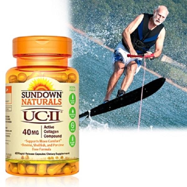 【日落恩賜】勇健UC-II非變性二型膠囊(60粒/瓶) 日落恩賜,非變性II型膠原蛋白,美國專利