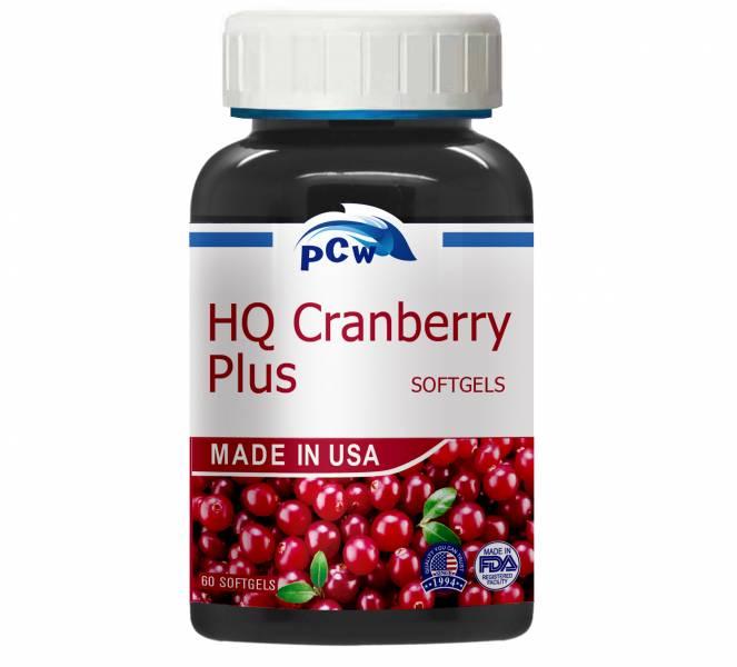 【保佳兆】蔓越莓濃縮加強軟膠囊(60粒/瓶) 蔓越莓,私密保養,女性保健,保佳兆