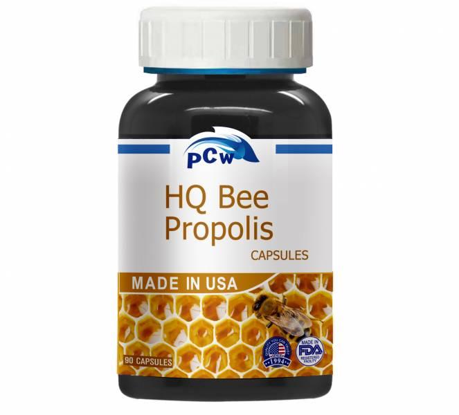 【保佳兆】蜂膠膠囊(90粒/瓶) 保佳兆,蜂膠