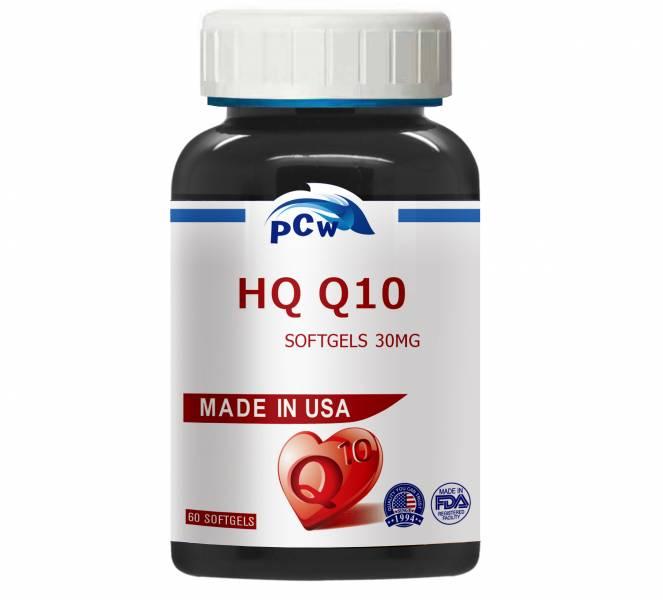 【保佳兆】輔酵素Q10軟膠囊(60粒/瓶) 保佳兆,Q10,