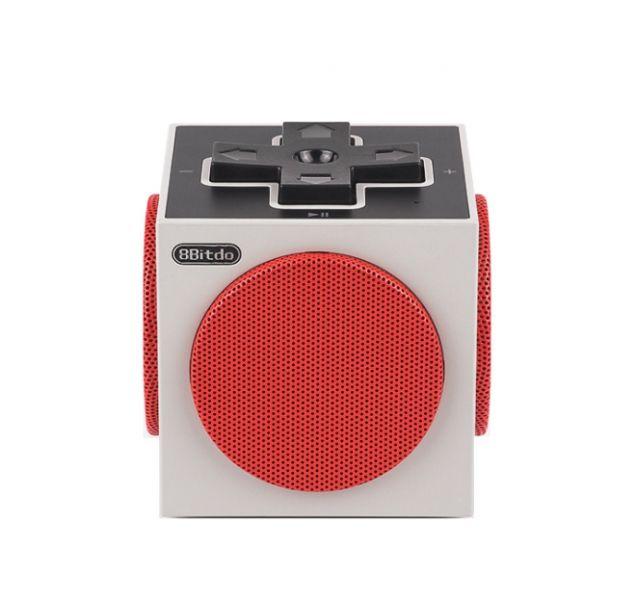 里歐街機 8bitdo 八位堂 經典方形藍牙音箱 便攜式 戶外音響