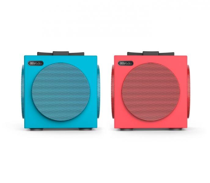 里歐街機 8bitdo 八位堂 雙子星藍牙音響 立體音 迷你小音箱