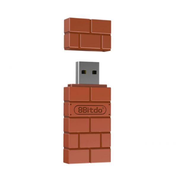 里歐街機 8bitdo 八位堂 USB無線藍芽接收器 手柄接收器 適配器