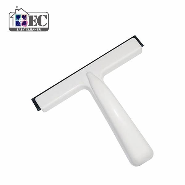 【家簡塵除】摩登玻璃刮刀(附贈掛勾) 旋轉拖把,地板清潔工具,掃除用具,日用品,浴室用品,浴室清潔,刮刀