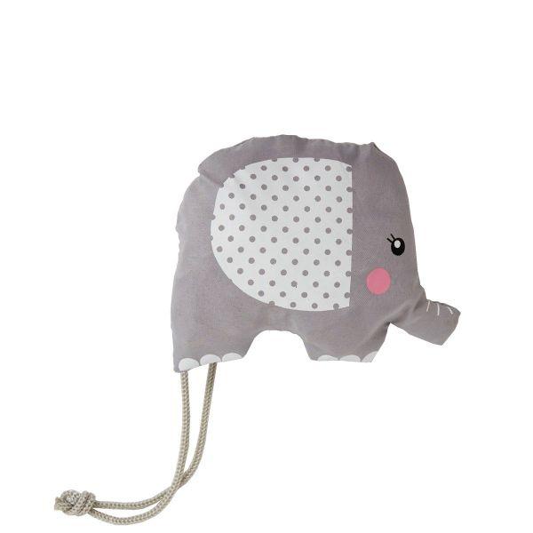 英國設計品牌sass & belle摺疊收納環保購物袋(小象)