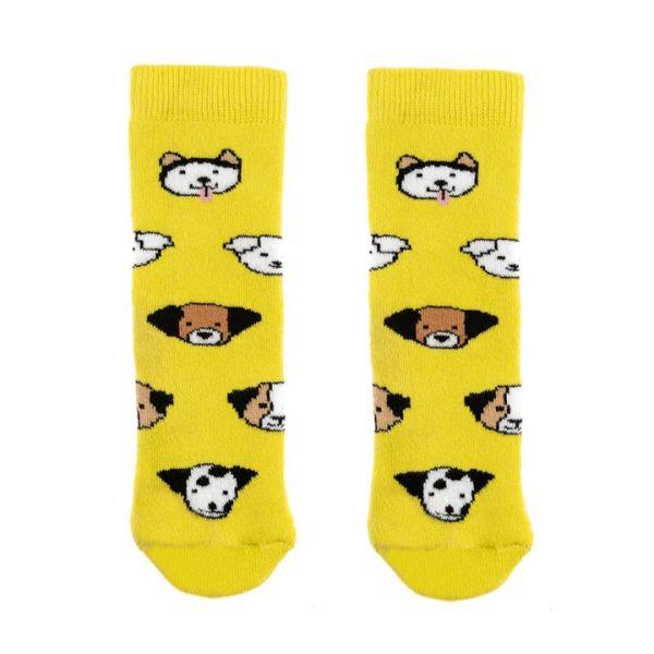 【英國Squelch】防滑棉襪(Dogs)