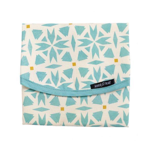 【限定買一送一】加拿大Keep Leaf摺疊食物袋(sandwich wrap)GEO