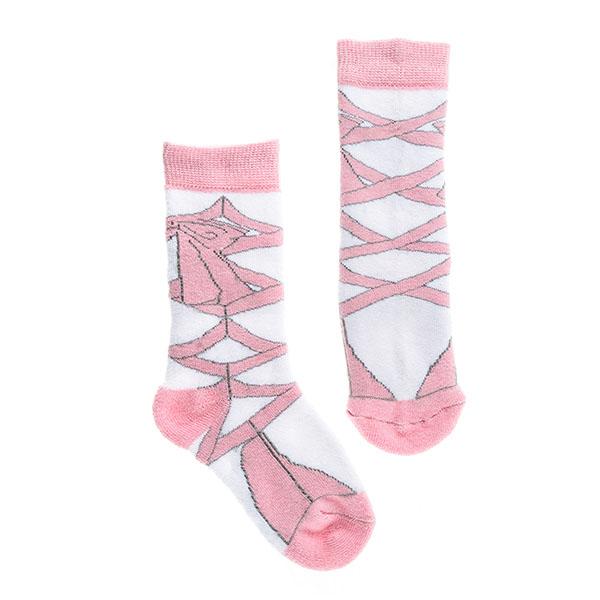 【英國Squelch】防滑棉襪(Ballerina)