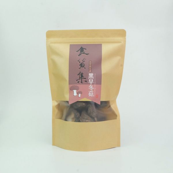 嚴選新社黑早冬菇 黑早冬菇,台灣乾香菇,新社香菇,無毒香菇