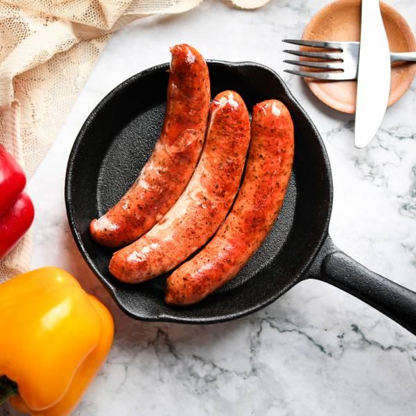 食貨集波蘭香腸【多包優惠免運】 波蘭煙燻香腸,Kielbasa,食貨誌,食貨集