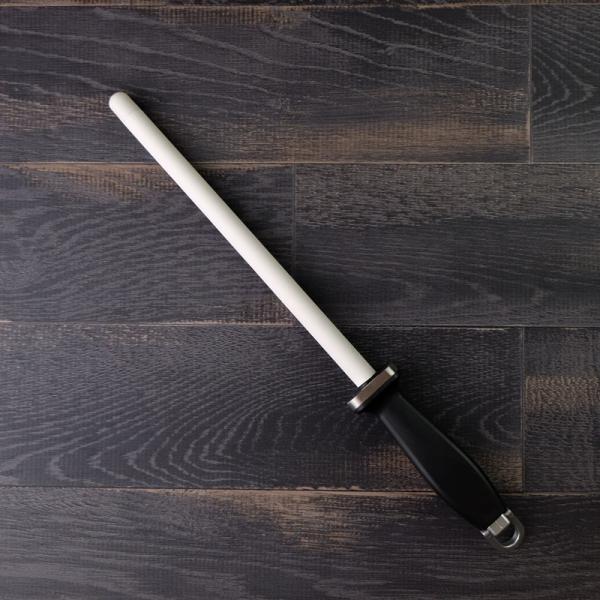 27公分長版陶瓷磨刀棒 陶瓷磨刀棒
