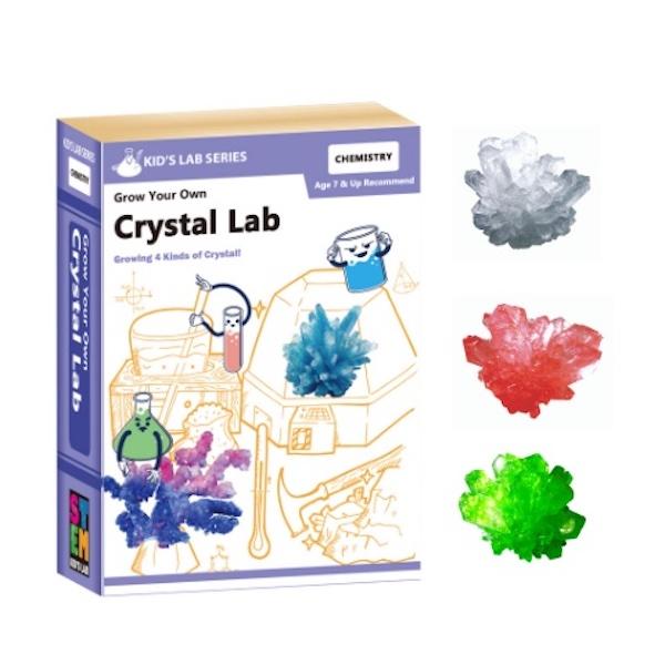 [魔法教室] 水晶實驗室