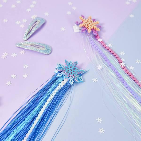 冰雪之星亮髮絲組