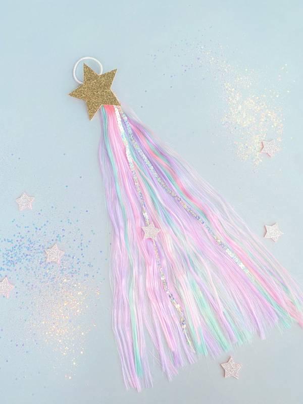 明日之星(人魚髮圈髮夾組)Superstar (Mermaid)