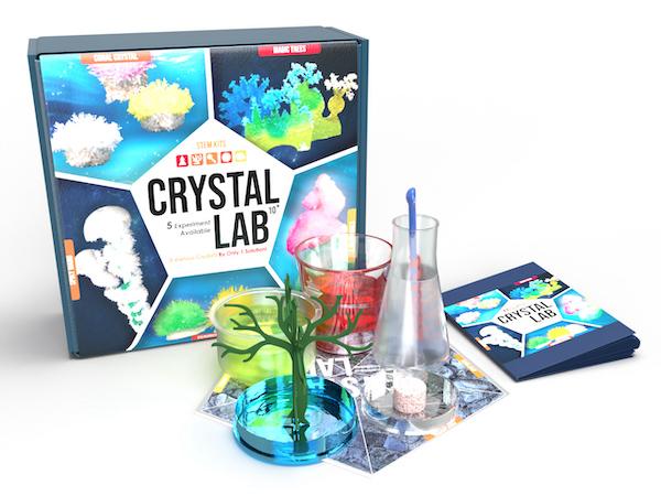 [魔法教室] 5 in1 水晶實驗組