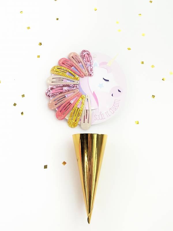 一閃一閃亮晶晶 (甜蜜風暴)Sweet Cupcake Clips