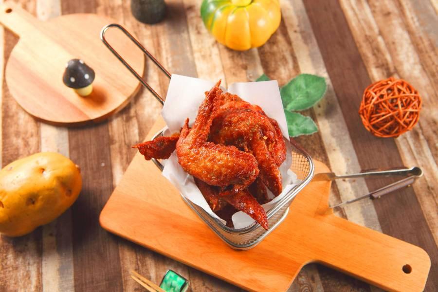 蝦醬炸雞翅