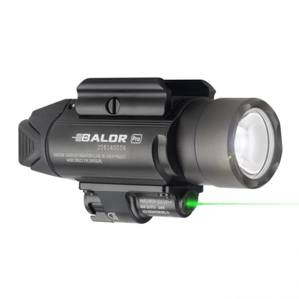 Olight【BALDR PRO RL雷射戰術槍燈】