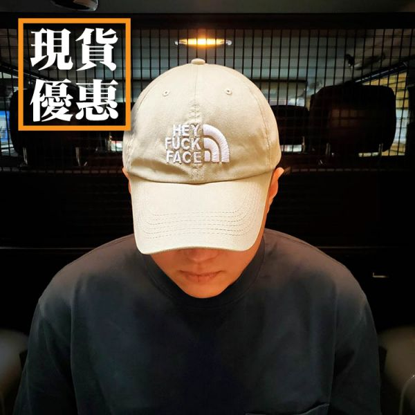 In Stock and Discount【Hey Fuck Face Cap】 ott,ottg,otter,otttaiwan,ottgear,小帽,hey fuck face,屌面