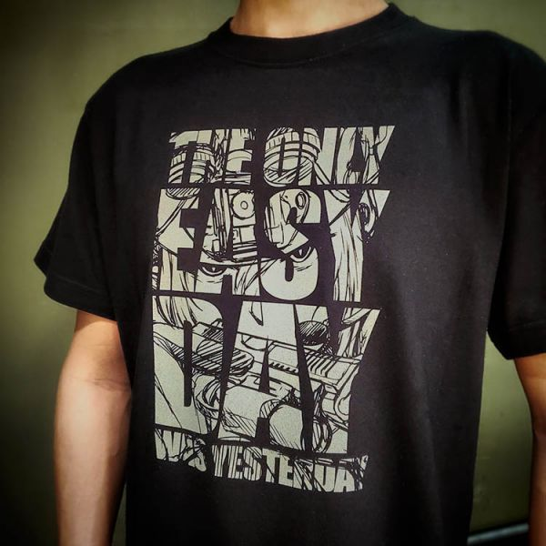 OTT【The Only Easy Day Was Yesterday】 OTT,OTTGEAR,OTT GEAR,T-shirt,tshirt,shirt,SEAL,海豹,海軍特戰