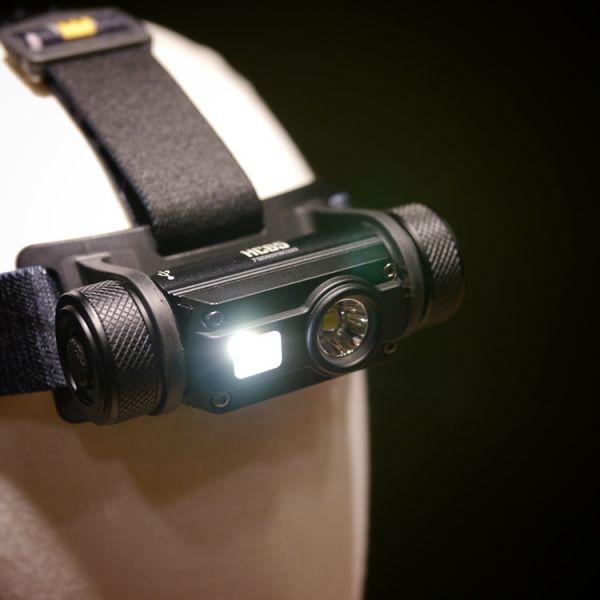 Nitecore【HC65 Tactical Head Light】  OTT,OTT Gear,Nitecore,頭燈,戰術頭燈,帽燈,照明燈,信號燈