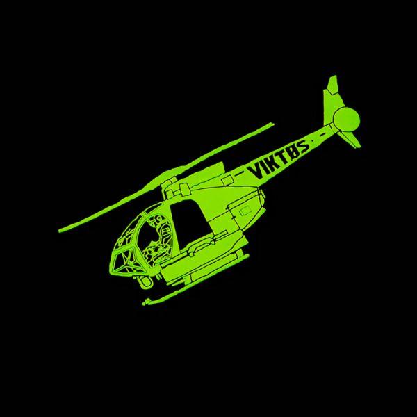Viktos【Little Bird小鳥直升機夜光臂章】