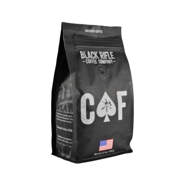 BRCC[CAF jídù qiángliè kāfēi dòu] BRCC【CAF极度强烈咖啡豆】 ott,BRCC,Black Rifle Coffee Company,咖啡豆,空运进口咖啡豆,美式咖啡