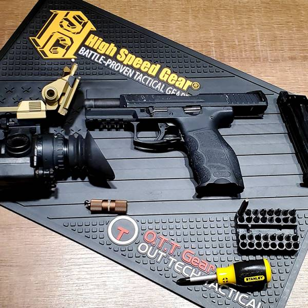 OTT【HSGI X OTT Gear Co-Branded Working Mat】 ott,ottg,otter,otttaiwan,ottgear,HSGI,high speed gear,HSGI台北,HSGI台灣,HSGItaiwan,HSGI台灣總代理,HSGI台灣總經銷,工作墊,桌墊,緩衝墊,工具墊