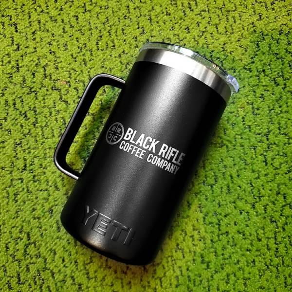 BRCC【Optic Rambler 24oz Mug Yeti】 ott,ottgear,BRCC,保溫杯,保溫馬克杯,戶外保溫杯,Yeti,不鏽鋼保溫杯