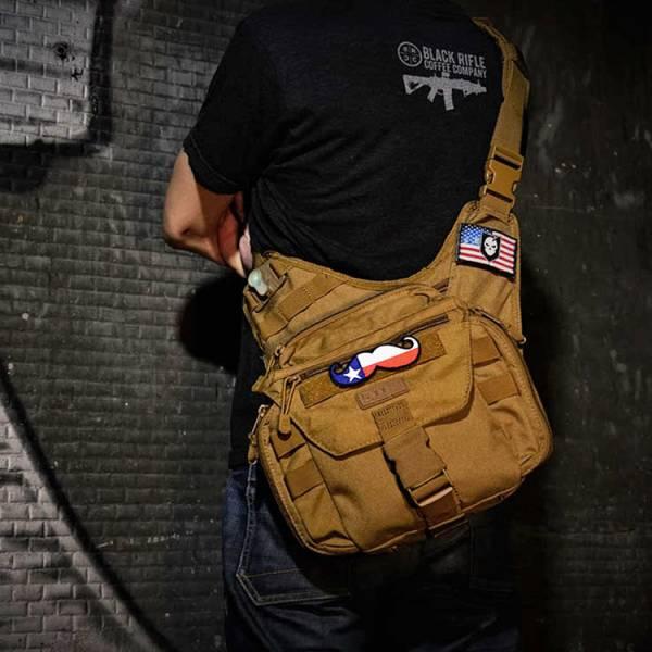5.11【Push Pack側背包 6L】#56037 ott,511,5.11,5.11台北,5.11台灣,5.11taiwan,5.11台灣總代理,5.11台灣總經銷,側背包,鞍包,斜背包,單肩包,隨身包,機動包