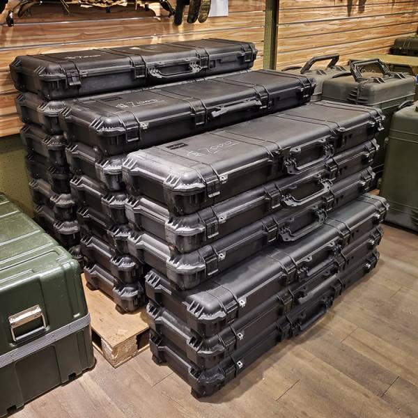 OTT【Jameson槍箱(Pelican 1750)】 OTT,OTT Gear,Pelican,Pelican1750,槍箱,保護箱,防護箱,防撞箱,氣密箱,水密箱,防水箱