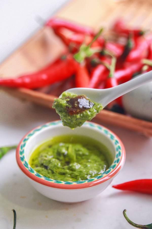 皮蛋辣椒醬-綠辣椒 調味醬,辣椒醬