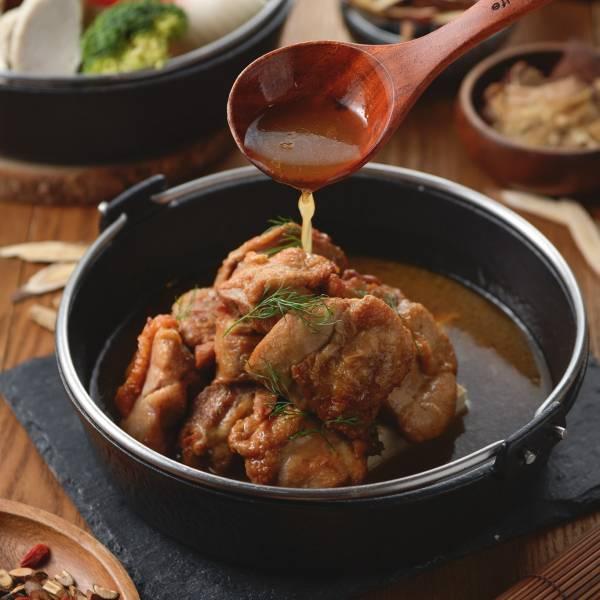 【食下有約】花雕雞鍋物料理  2-3人份 無骨雞腿肉 花雕蹄膀,花雕料理包,料理包,花雕產品