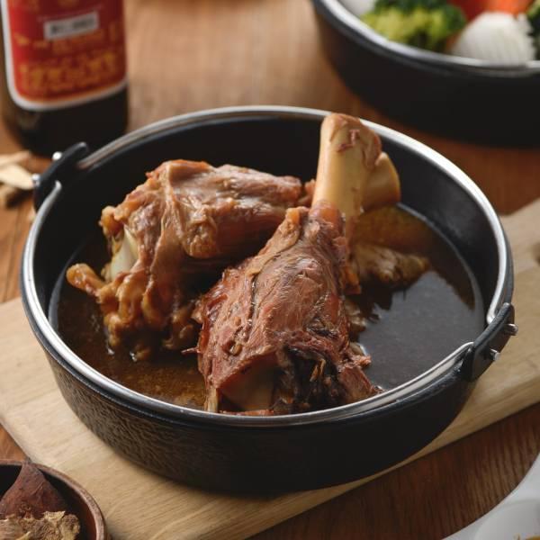 【食下有約】花雕牛膝鍋物料理 - 單支裝 花雕蹄膀,花雕料理包,料理包,花雕產品